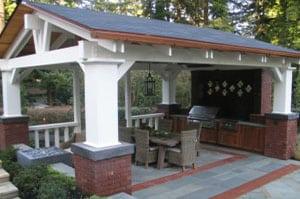 SW Portland Outdoor Pavilion